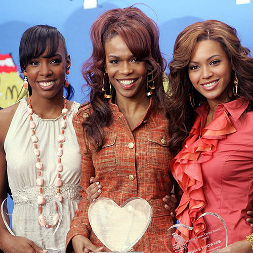 Music Stars answer: DESTINYS CHILD