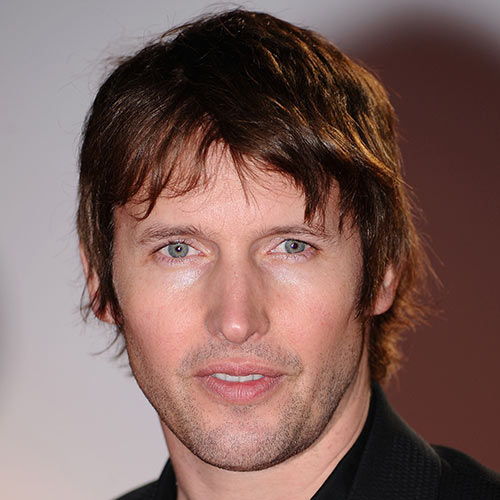Music Stars answer: JAMES BLUNT