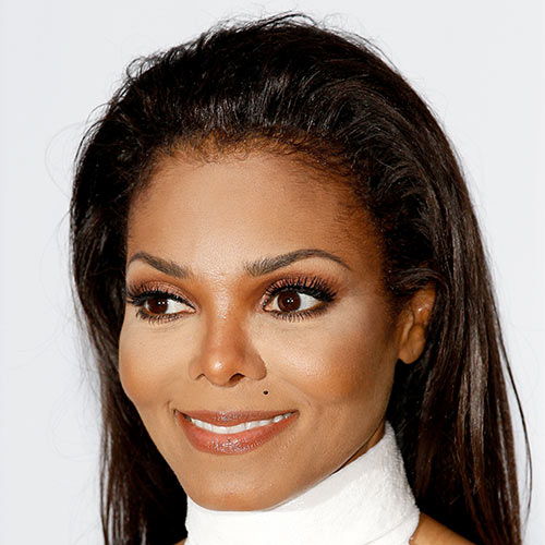 Music Stars answer: JANET JACKSON