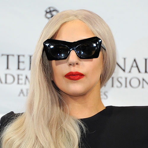 Music Stars answer: LADY GAGA