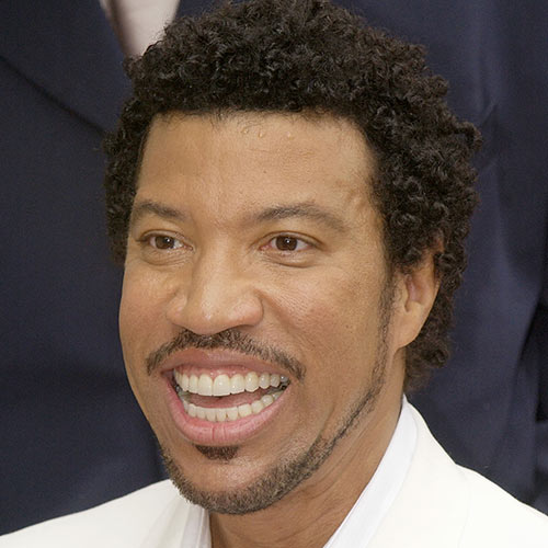 Music Stars answer: LIONEL RICHIE