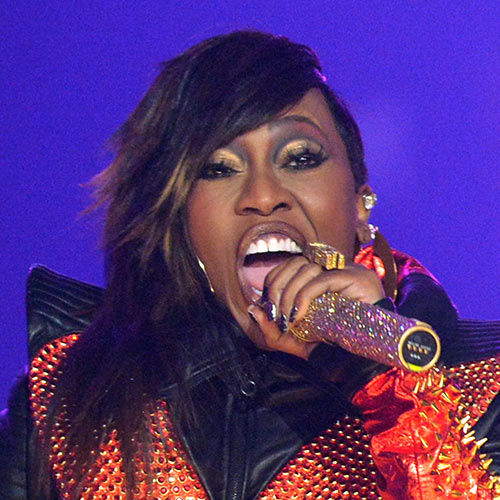Music Stars answer: MISSY ELLIOTT