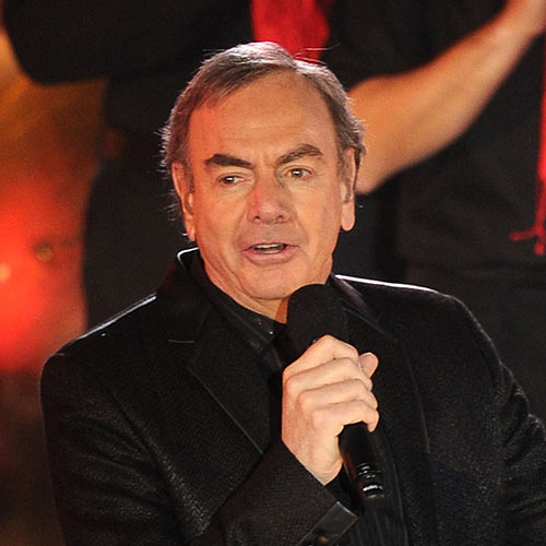 Music Stars answer: NEIL DIAMOND