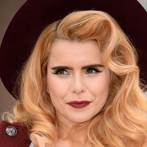 Music Stars answer: PALOMA FAITH