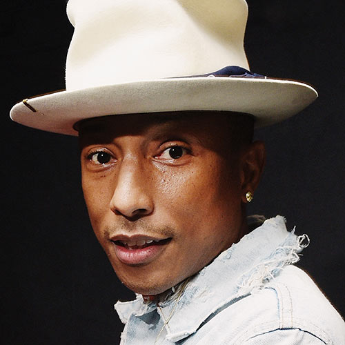 Music Stars answer: PHARRELL