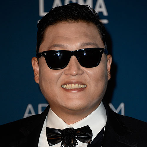 Music Stars answer: PSY