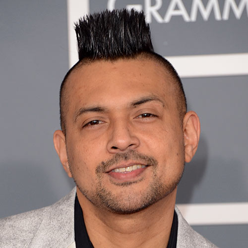 Music Stars answer: SEAN PAUL