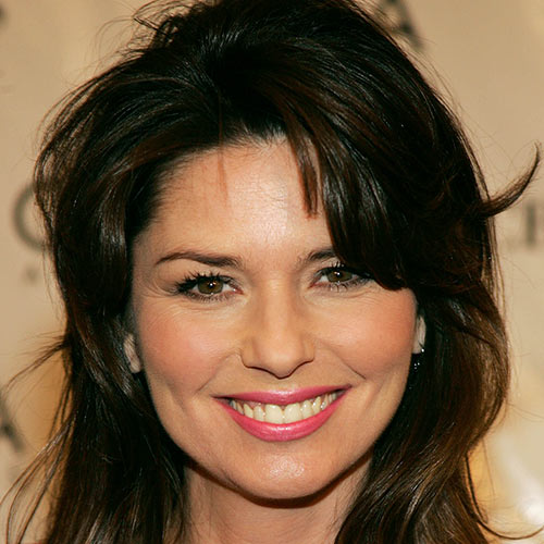 Music Stars answer: SHANIA TWAIN