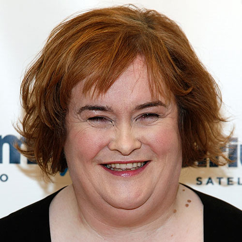 Music Stars answer: SUSAN BOYLE
