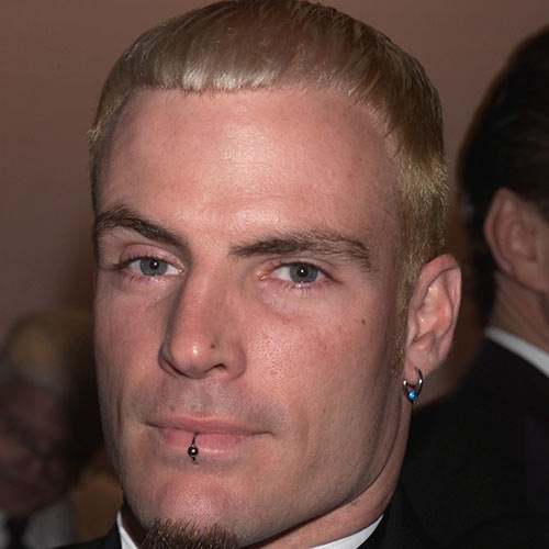 Music Stars answer: VANILLA ICE