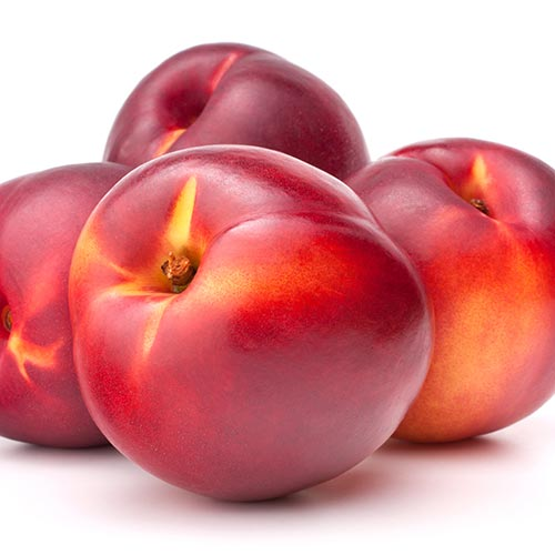 N is for... answer: NECTARINE