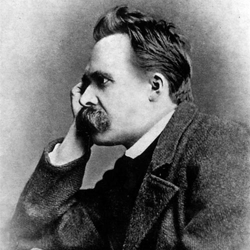 N is for... answer: NIETZSCHE