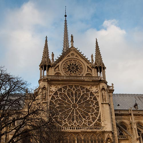 N is for... answer: NOTRE DAME