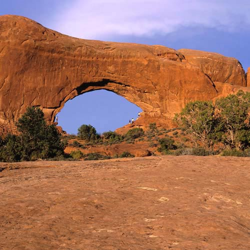 North America answer: ARCH