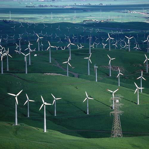 North America answer: WIND FARM
