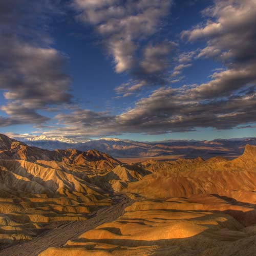 North America answer: DEATH VALLEY