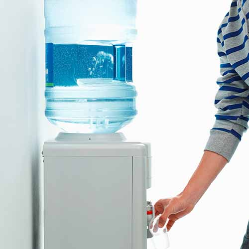 Office answer: WATER COOLER