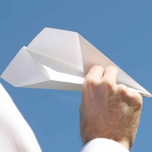 Office answer: PAPER PLANES