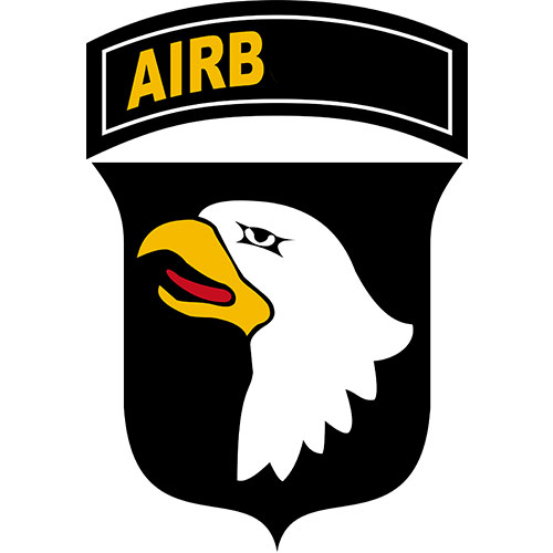 One-Something answer: 101ST AIRBORNE
