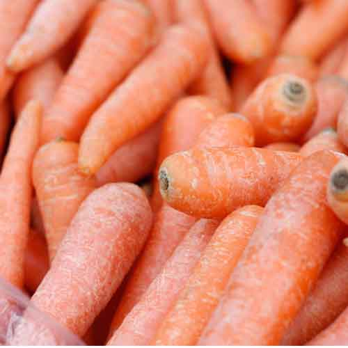 On The Farm answer: CARROTS