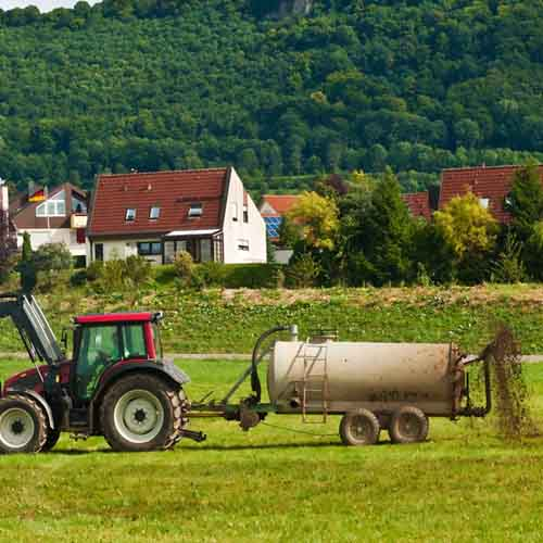 On The Farm answer: FERTILISER