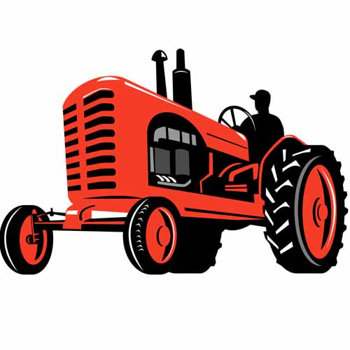 On The Farm answer: TRACTOR