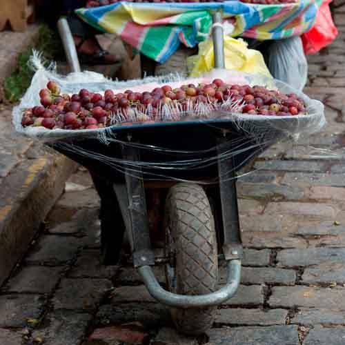 On The Farm answer: WHEELBARROW