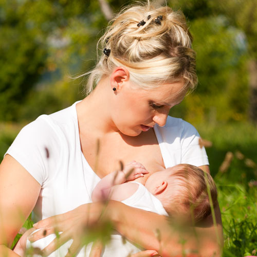 Parenting answer: BREASTFEED
