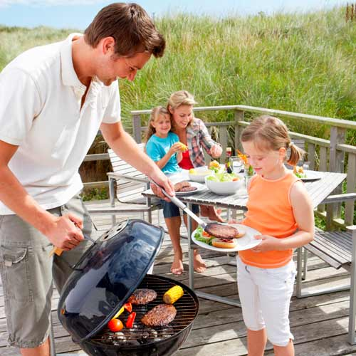 Parenting answer: BARBECUE