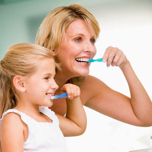 Parenting answer: ORAL HYGIENE