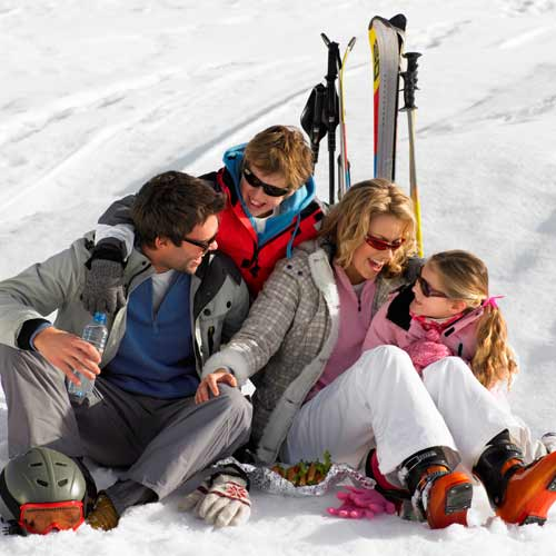 Parenting answer: SKI TRIP