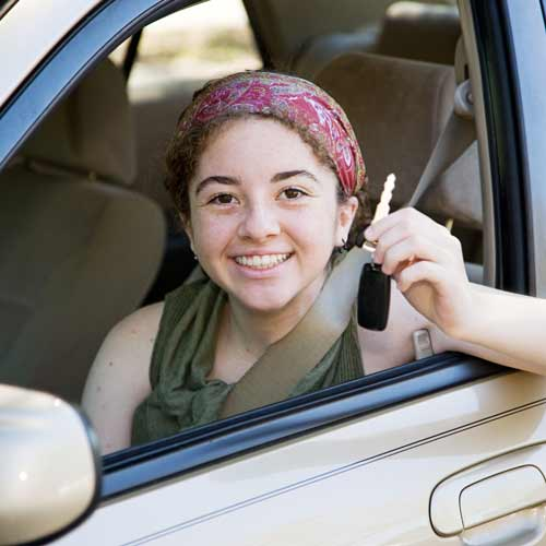 Parenting answer: TEEN DRIVER