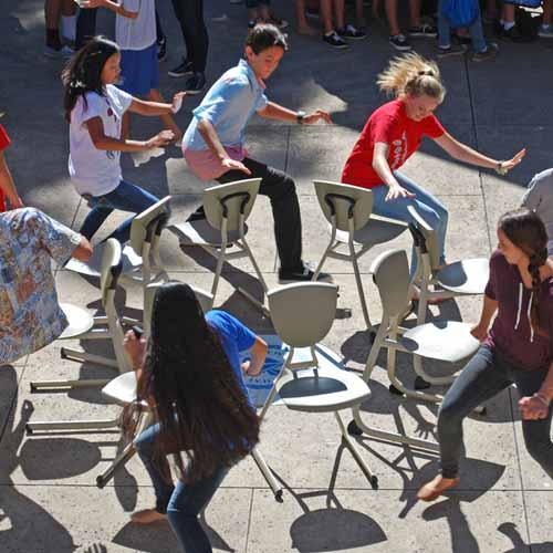 Party answer: MUSICAL CHAIRS