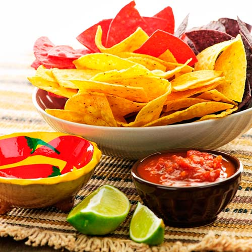 Party answer: NACHOS