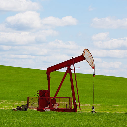 P is for... answer: PUMPJACK