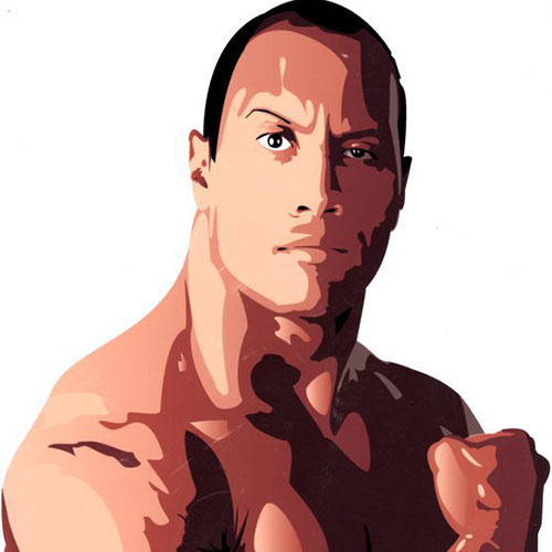Profile Pics answer: DWAYNE JOHNSON