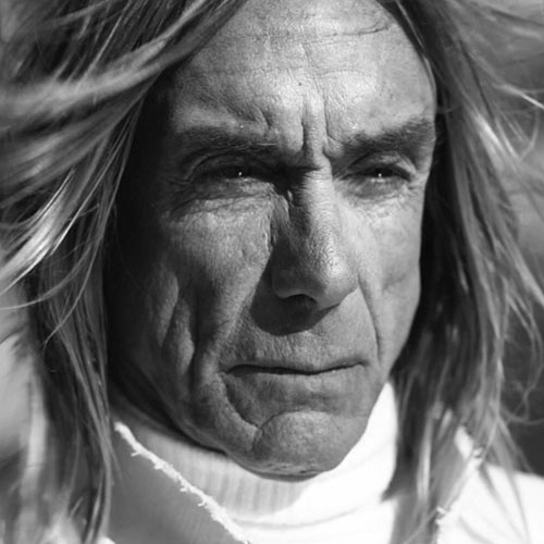 Profile Pics answer: IGGY POP