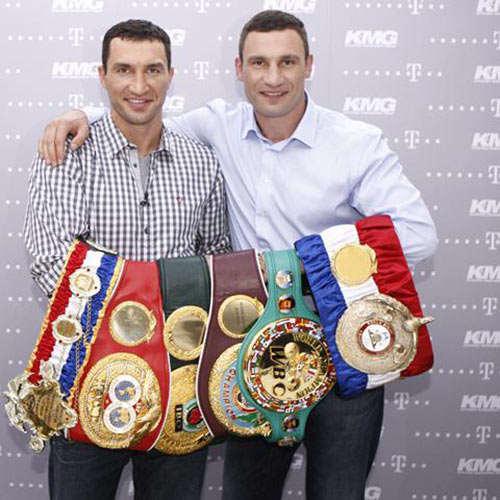 Profile Pics answer: KLITSCHKOS
