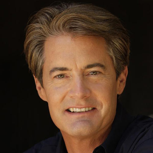 Profile Pics answer: KYLE MACLACHLAN