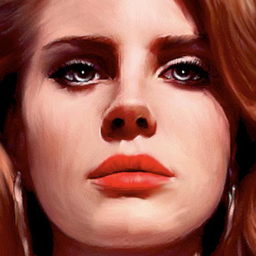 Profile Pics answer: LANA DEL REY