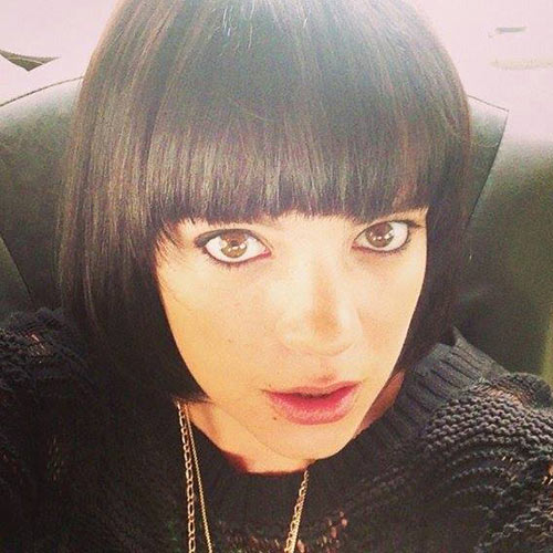 Profile Pics answer: LILY ALLEN