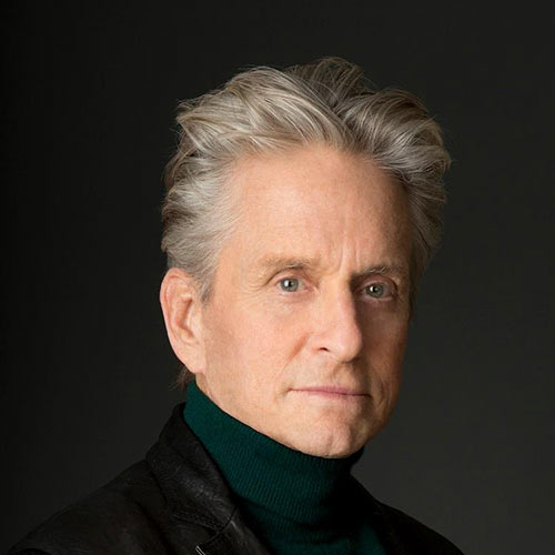 Profile Pics answer: MICHAEL DOUGLAS
