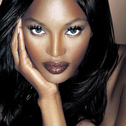 Profile Pics answer: NAOMI CAMPBELL