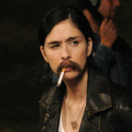 Profile Pics answer: SARAH SILVERMAN