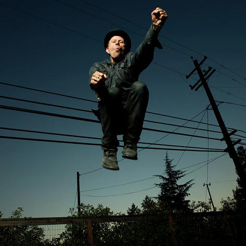 Profile Pics answer: TOM WAITS
