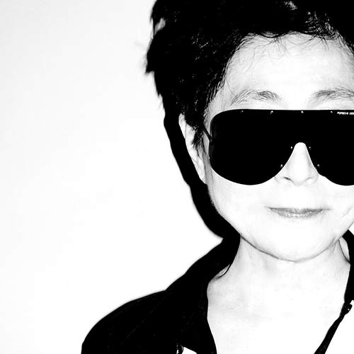 Profile Pics answer: YOKO ONO