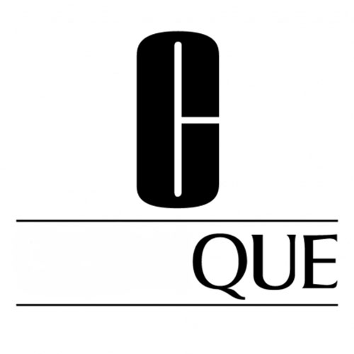 Q is in... answer: CLINIQUE