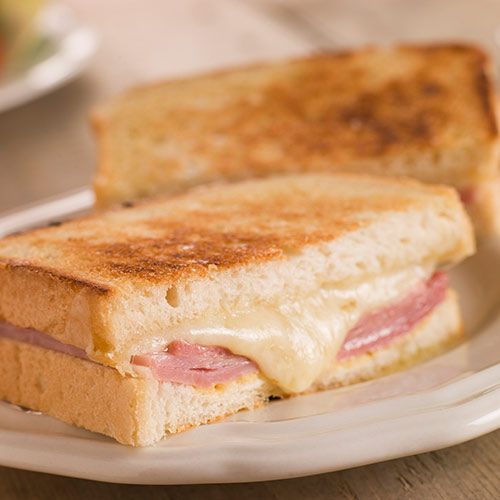 Q is in... answer: CROQUE MONSIEUR