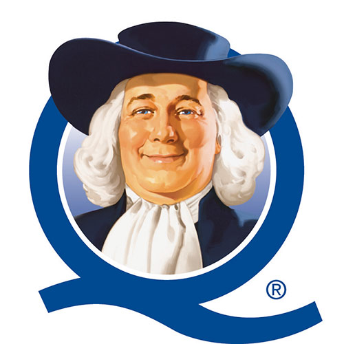 Q is in... answer: QUAKER
