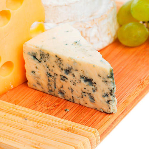 Q is in... answer: ROQUEFORT